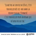 Méditation sur Luc 1.26-38