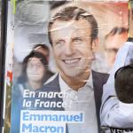 Positionnement du candidat Emmanuel Macron