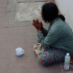 N'oublions pas les plus pauvres… vivant dans la mendicité